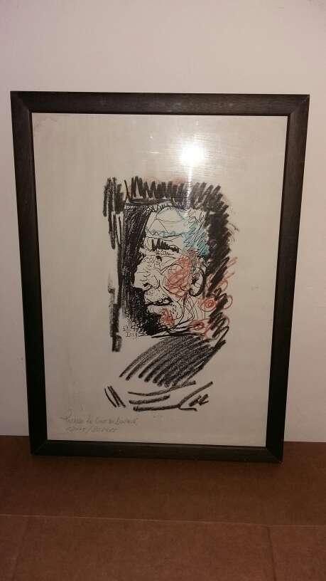 Imagen Litografia Picasso