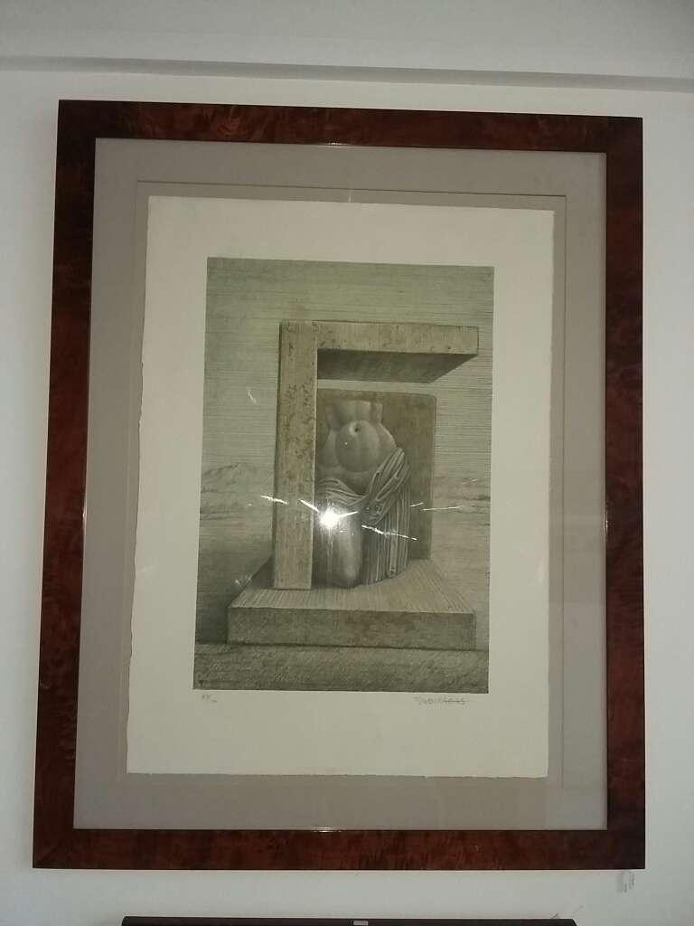 Imagen Litografias grabados oleos