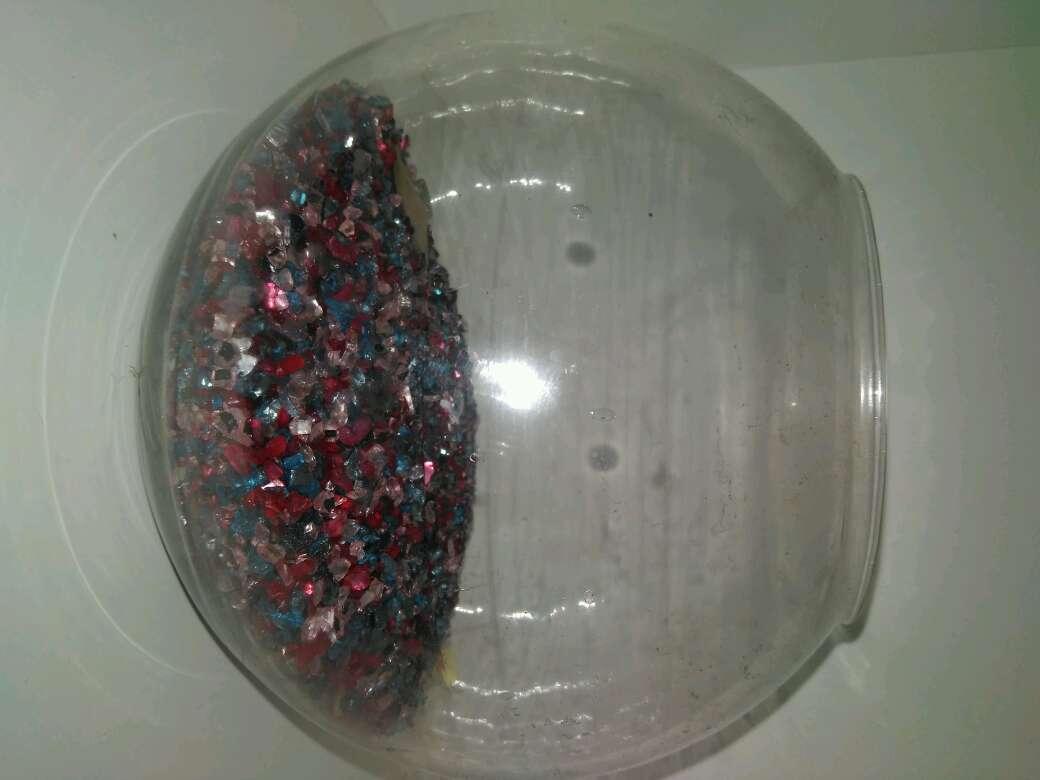 Imagen urna de cristal