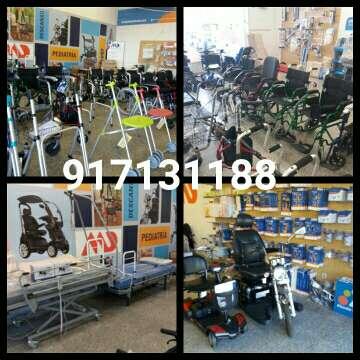 Imagen producto Alquiler sillas de ruedas 3
