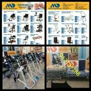 Imagen producto Alquiler sillas de ruedas 2