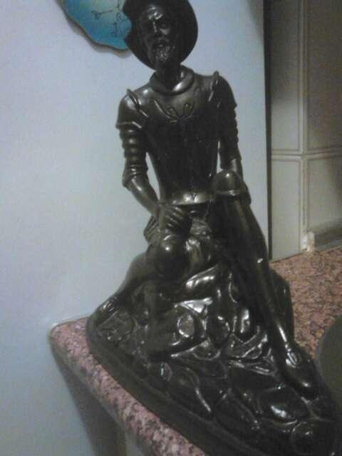 Imagen Estatua Don Quijote