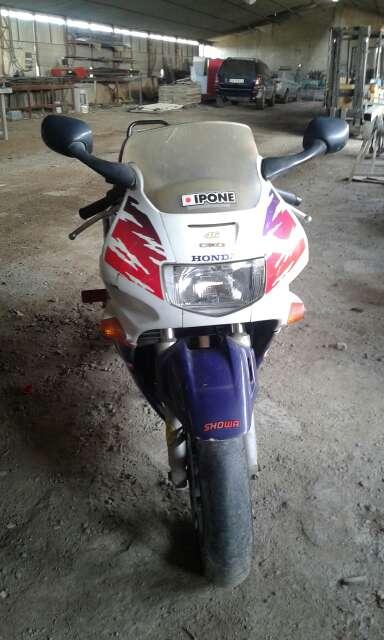 Imagen Moto Honda