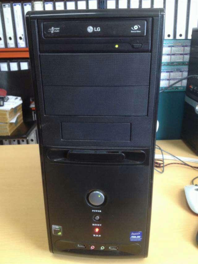 Imagen Ordenador AMD Dual Core