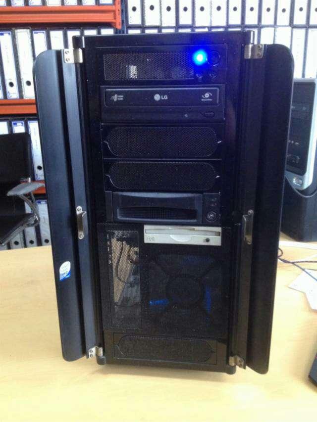 Imagen Ordenador Intel Quad Core