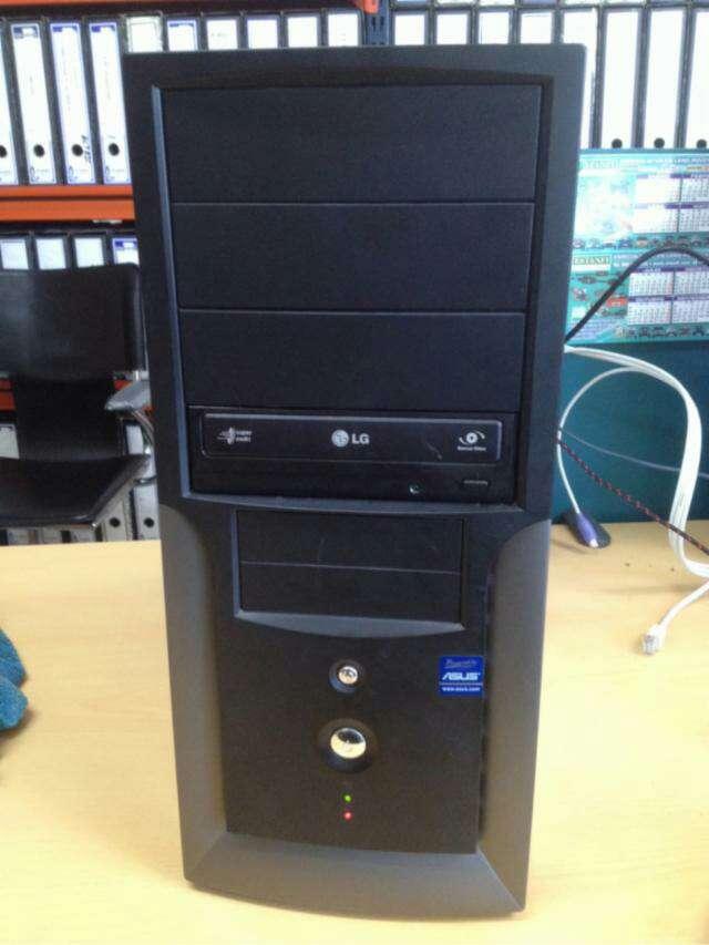 Imagen Ordenador Intel Core 2 Duo