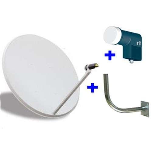 Imagen Antena parabolica 80 cm completa