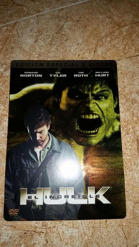 Imagen Hulk (Ed. caja metálica)