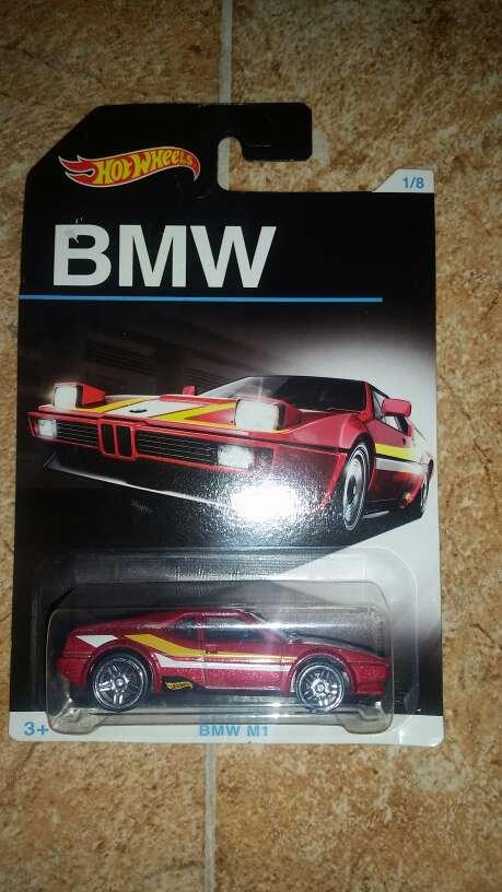 Imagen BMW M1 Hotwheels