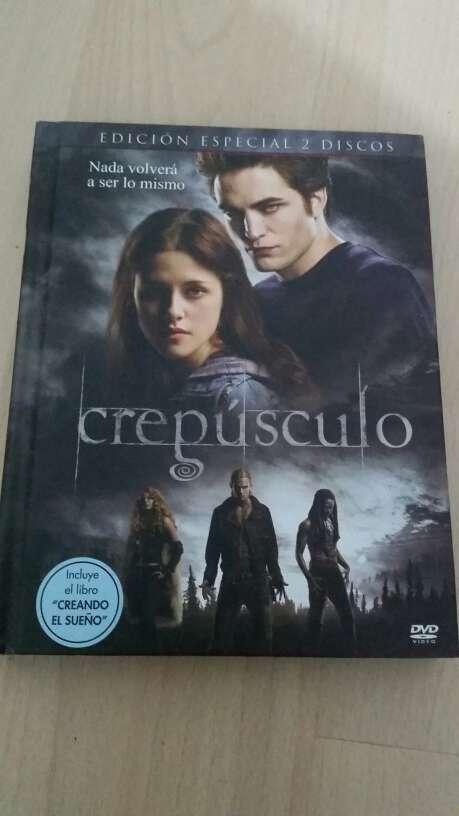 Imagen Crepusculo (ed. especial)