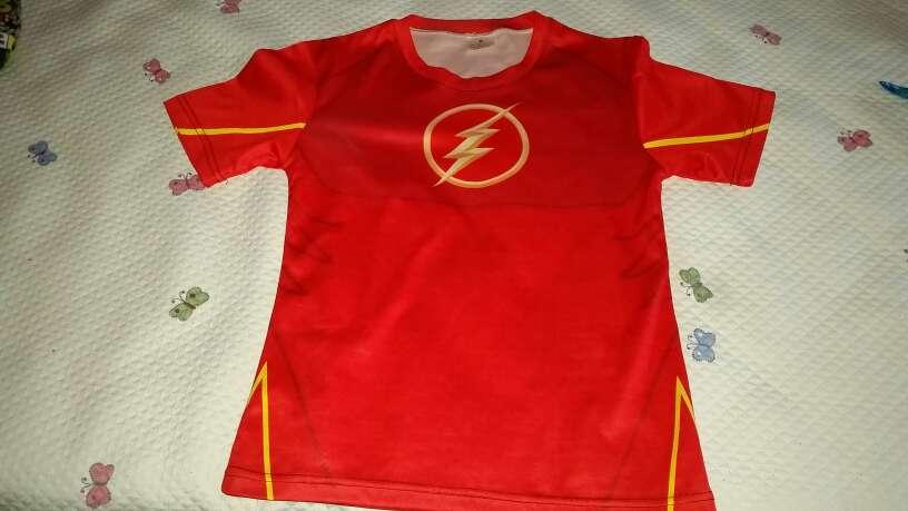 Imagen Camiseta Flash