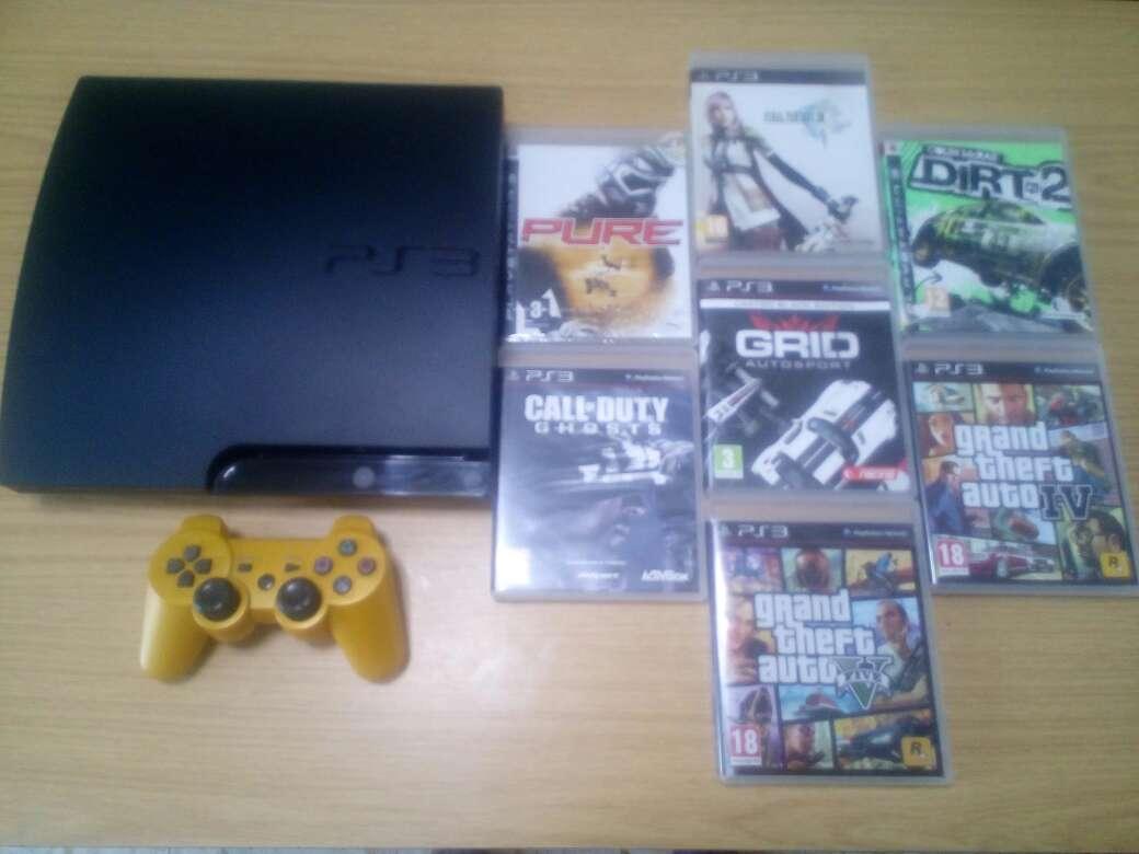 Imagen PlayStation 3 más juegos