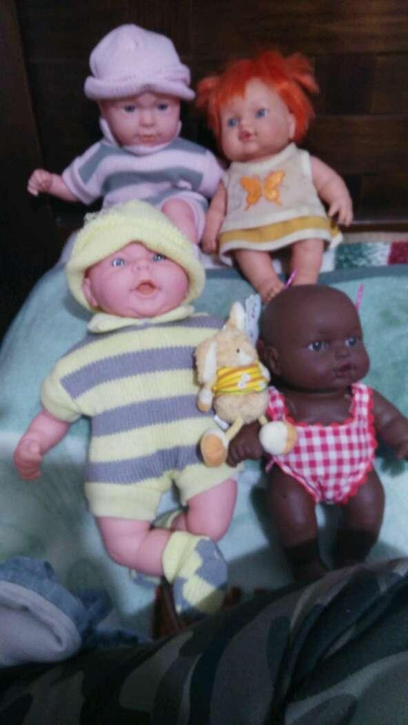 Imagen producto  muñecas nuevas  1
