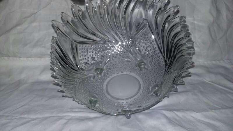 Imagen producto Centro de mesa de cristal  4