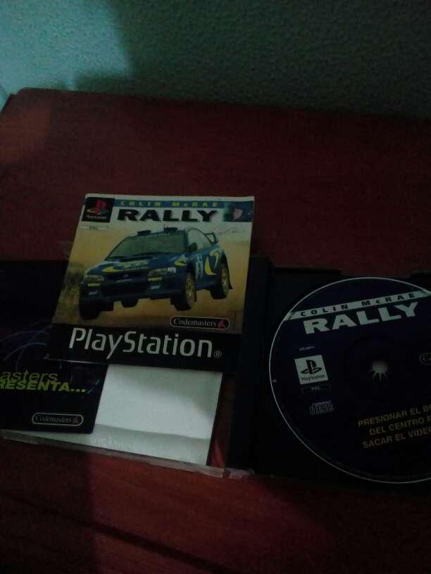 Imagen producto Collin Mcrae Rally 2
