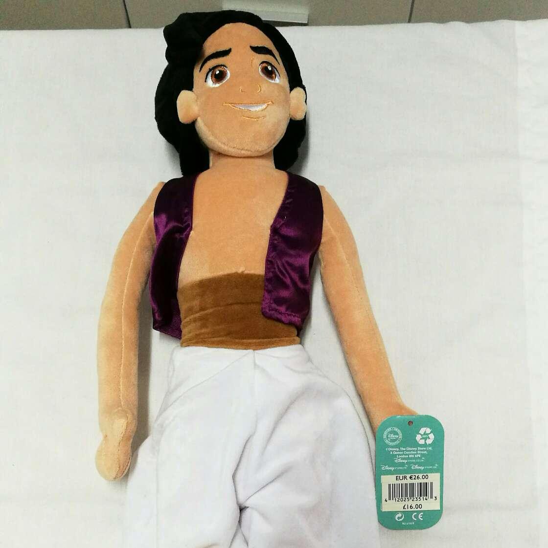 Imagen producto Aladdin DISNEY muñeco peluche 2
