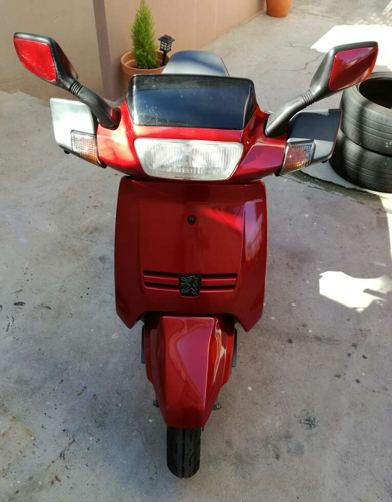 Imagen producto Ciclomotor Peugeot SV 2