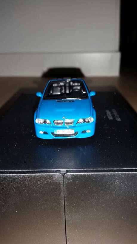 Imagen producto BMW M3 E46 Cabrio (Escala 1:43) 2