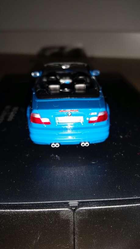 Imagen producto BMW M3 E46 Cabrio (Escala 1:43) 3