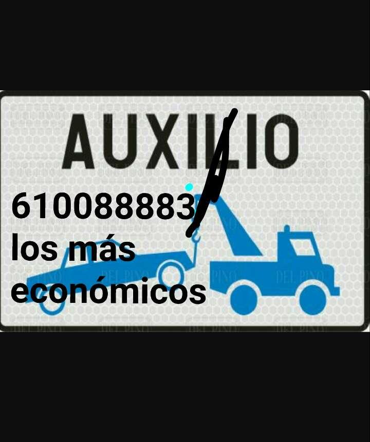 Imagen Servicio grua
