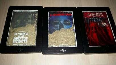 Imagen Pack terror (ed. Coleccionista)