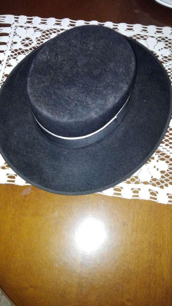 Imagen sombrero flamenco