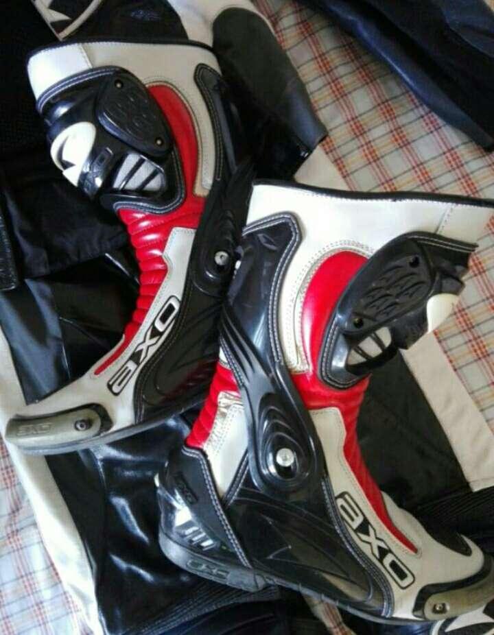 Imagen botas moto axo