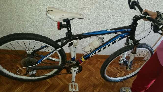 Imagen Bicicleta de montaña Marca Scott
