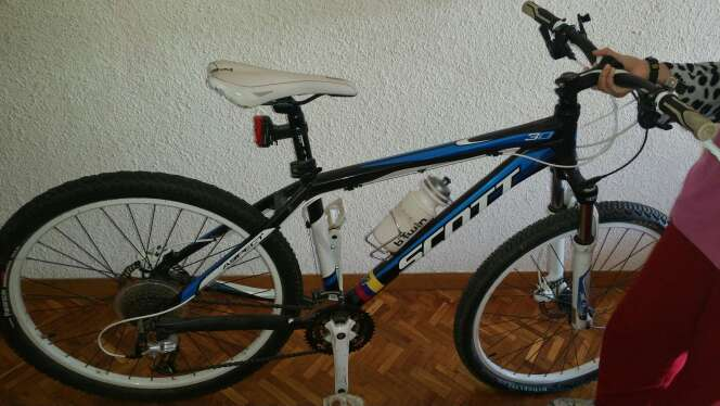 Imagen producto Bicicleta de montaña Marca Scott 4