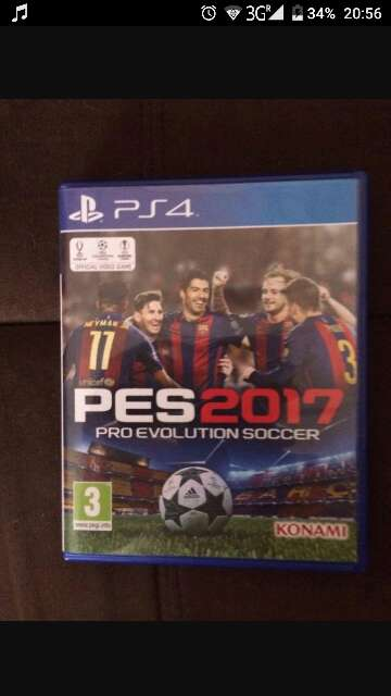 Imagen producto Pes 2017 1