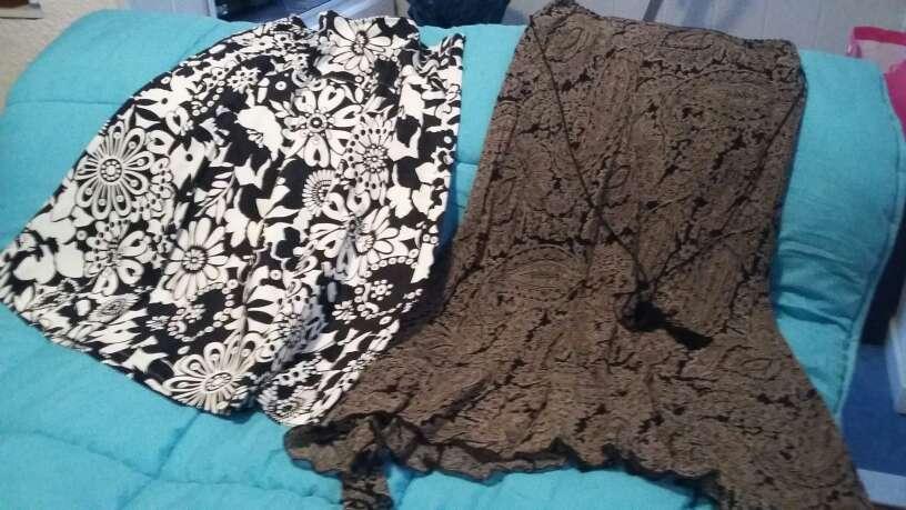 Imagen vestidos fiesta y dos faldas