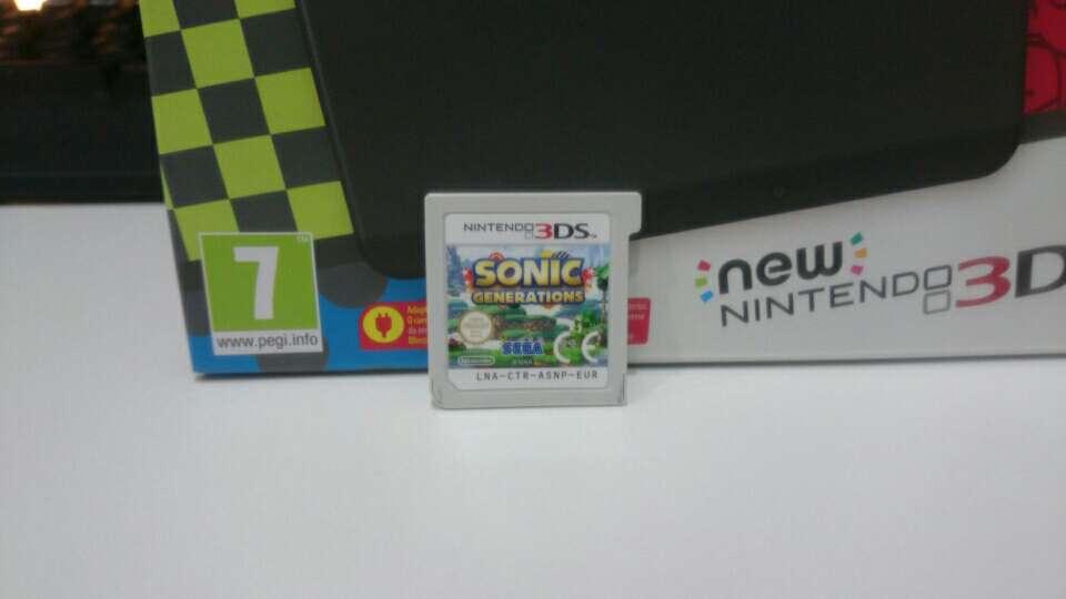 Imagen producto New Nintendo 3DS 4
