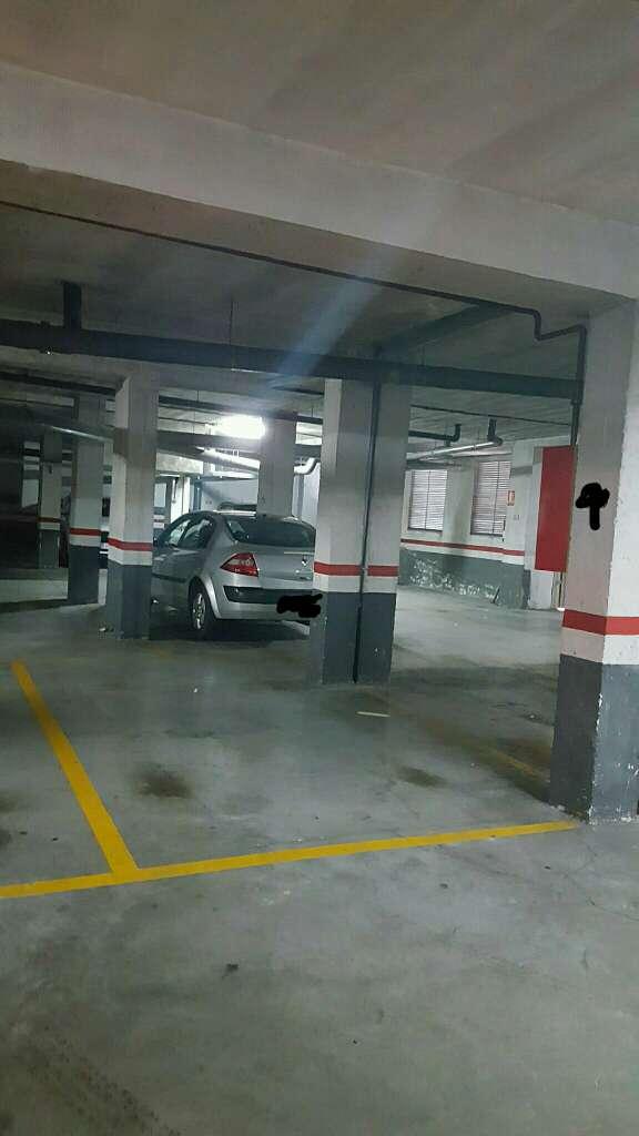 Imagen plaza garaje para coche