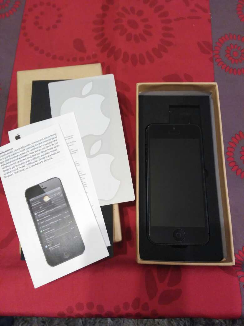 Imagen iPhone 5 16GB