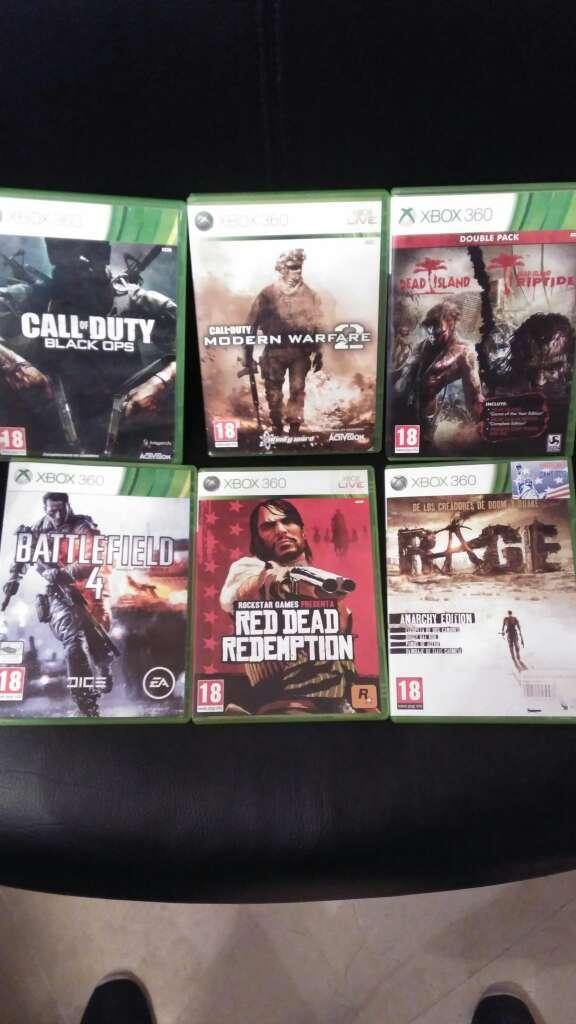 Imagen Xbox 360 Slim + extras