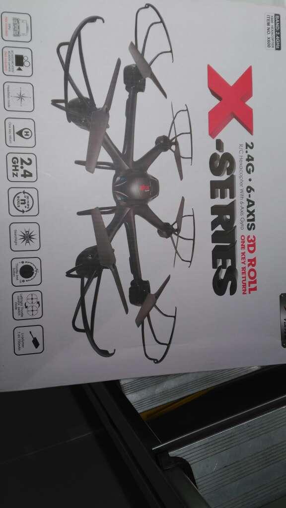 Imagen Drone Xseries MJX