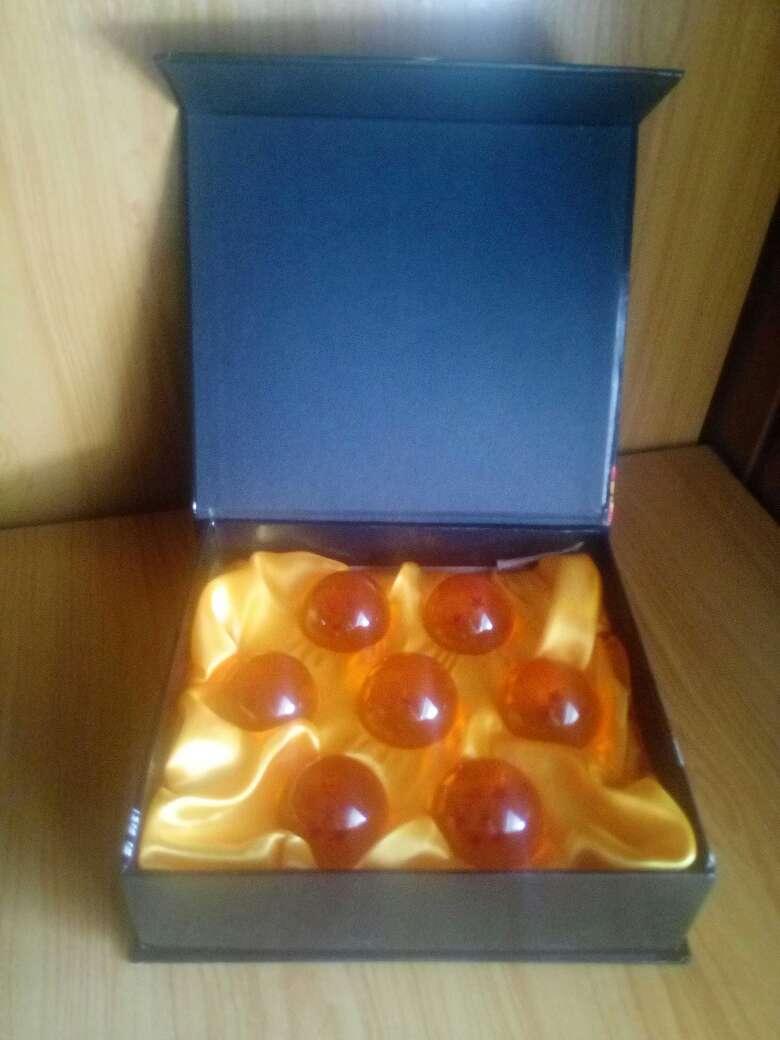 Imagen bolas de dragón ball de 4cm
