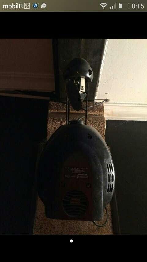 Imagen escáner de luces para pub