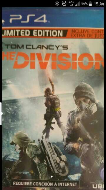 Imagen the division play4