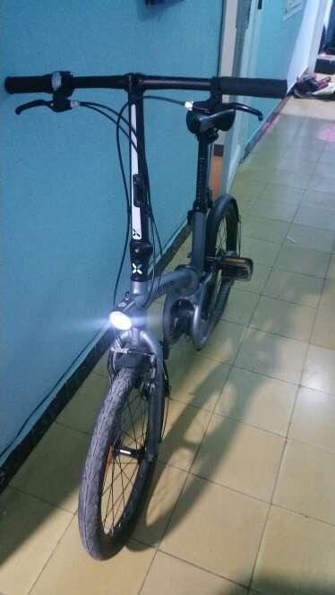 Imagen producto Bicicleta plegable Tilt 2
