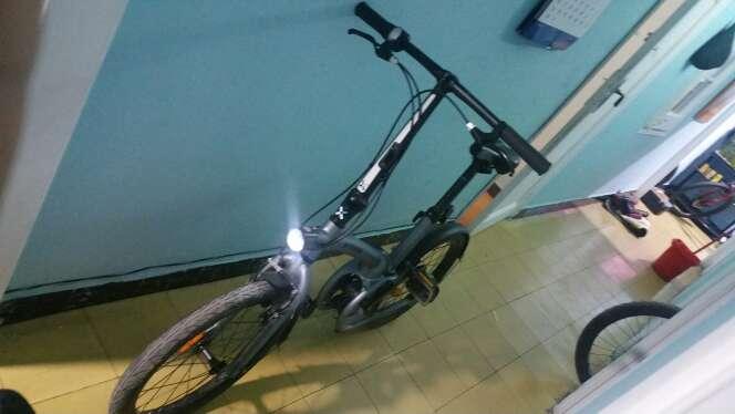 Imagen Bicicleta plegable Tilt