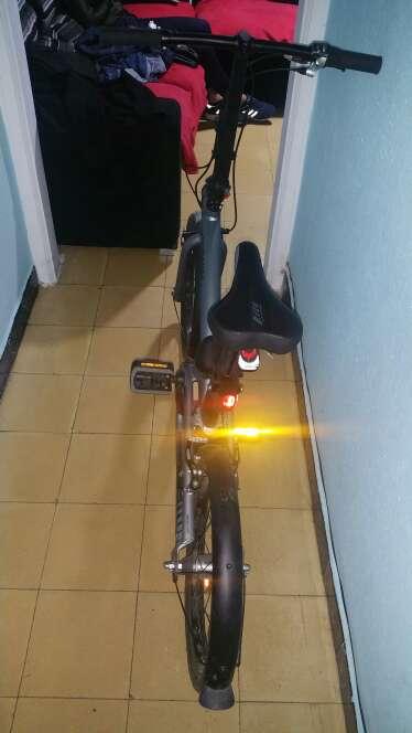 Imagen producto Bicicleta plegable Tilt 4