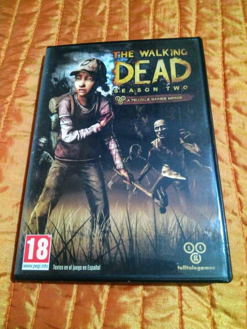 Imagen juego pc - The Walking Dead (Season 2)