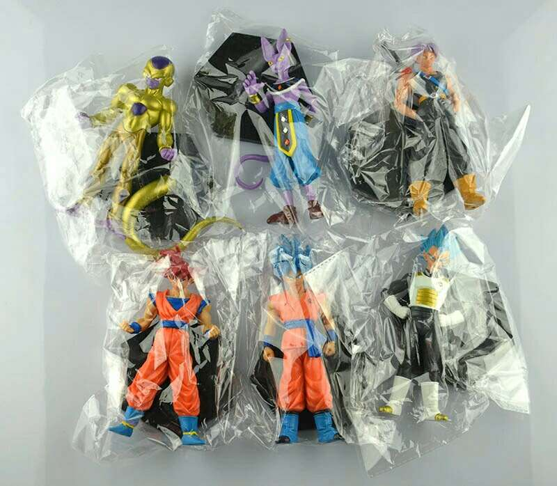 Imagen producto Figuras Dragon Ball Super (nuevas) 3