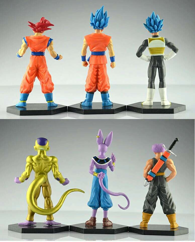 Imagen producto Figuras Dragon Ball Super (nuevas) 2