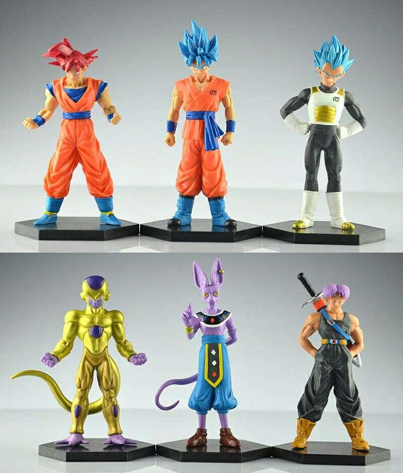 Imagen Figuras Dragon Ball Super (nuevas)