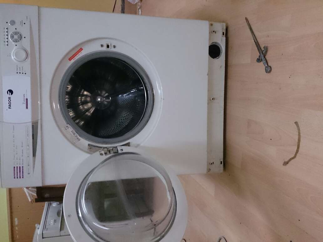 Imagen nevera y lavadora