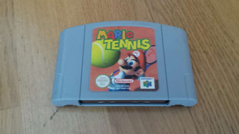 Imagen Mario Tennis para Nintendo 64