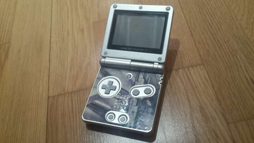 Imagen producto Game Boy Advance SP Edición Tribal 2