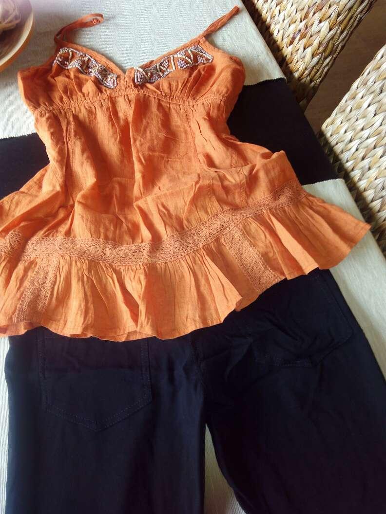 Imagen pantalón y blusa